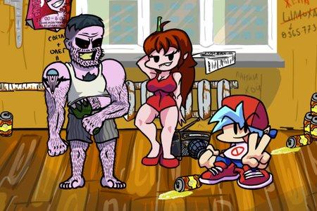 Friday Night Funkin' in Russia
