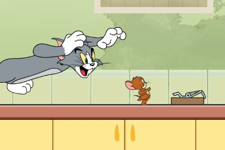 Tom e Jerry: Corra Jerry