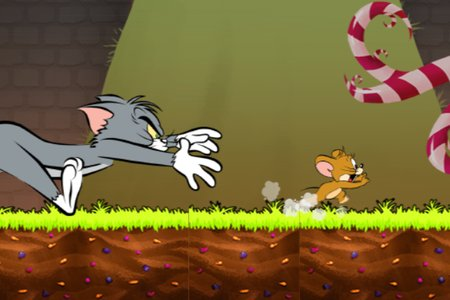 Tom e Jerry: Perseguição do Chocolate